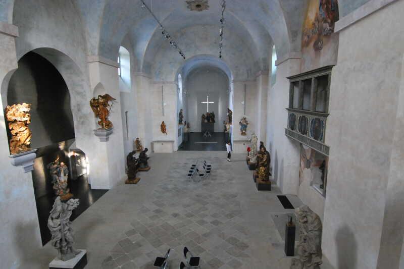 MUBASO - Muzeum barokních soch Chrudim