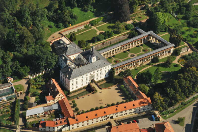 Zámek Lysice - Morava
