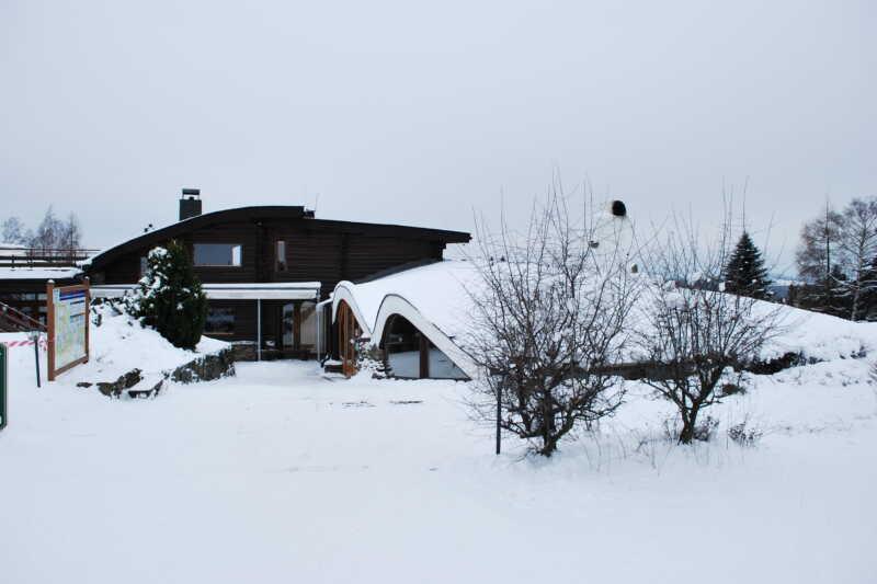 Golf & Ski Resort Pythagor v bílém