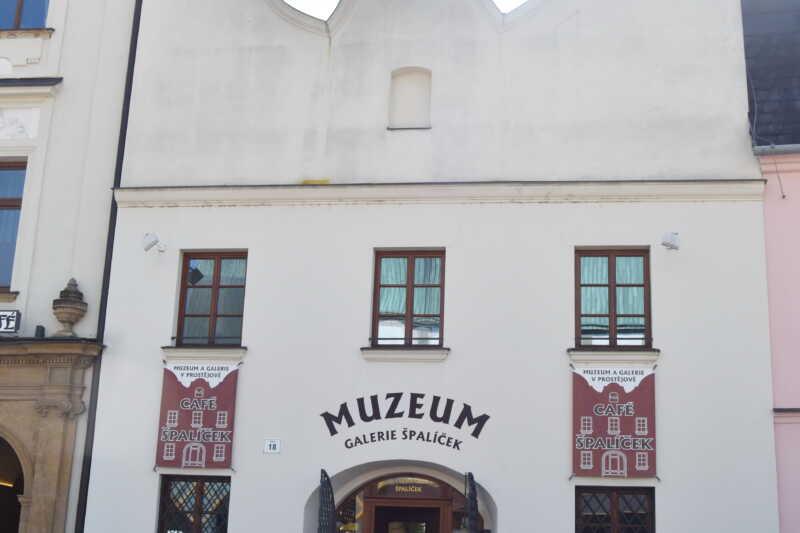 Muzeum ve Špalíčku