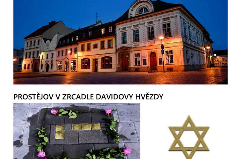 Dějiny Prostějova v zrcadle Davidovy hvězdy, anebo víte, co jsou Stolpersteine?