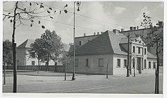 Historické foto domu Lodwika Geaera
