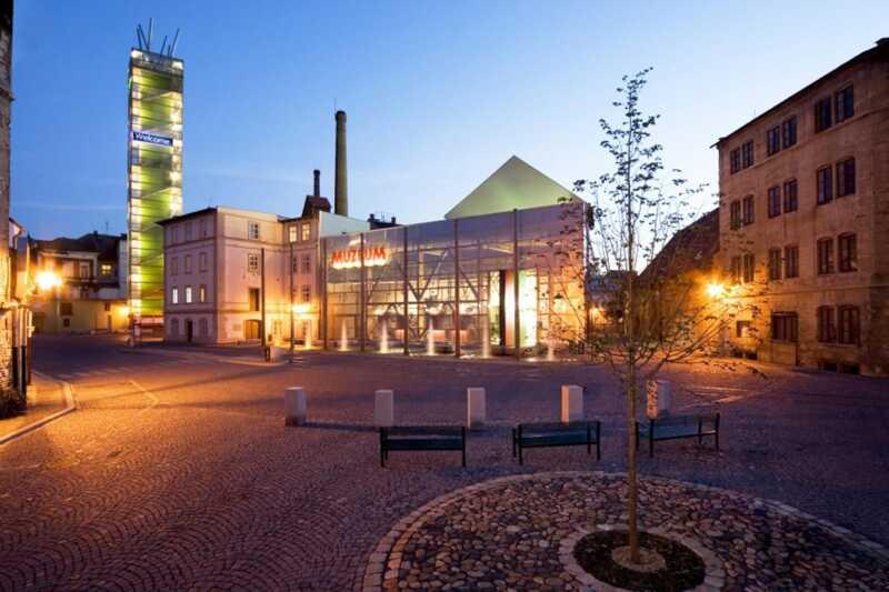 Nové Chmelařské muzeum a Chmelový maják