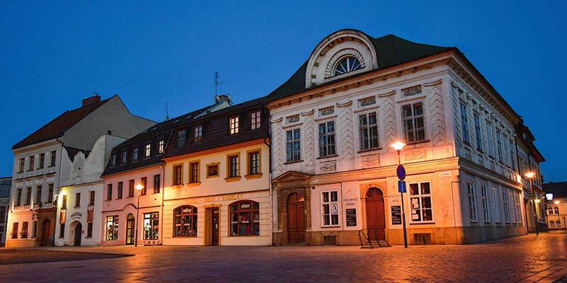 Slavný prostějovský Špalíček - místo, kde se setkávají lidé s lidmi a s kulturními zážitky